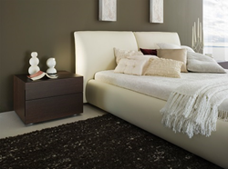 Pavo Beige King Sized Bed 4990006083DUD from Rossetto