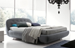 Eclipse Grey Platform Bed T286612345T97 from Rossetto