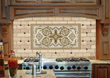 HomeThangs.com Has Introduced A Guide To Using Decorative Wall Plaques To Dress Up A Kitchen Backsplash