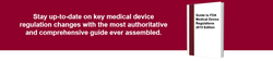 Guide to FDA Medical Device Regulations 2015
