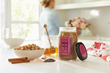 Betsy's Best® Gourmet Peanut Butter features unique ingredients like cinnamon, chia seeds, and pink Himalayan salt.