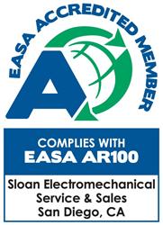 EASA Accredited Motor and Generator Repair Services