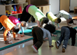 Unbound's Creative Spin On Yoga Helps Kids Handle Stress
