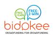 BidOkee: Crowdfunding for Crowdfunding