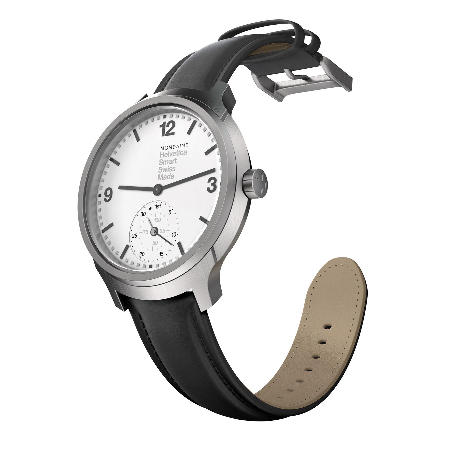 Mondaine Helvetica No 1 Horological Smartwatch: Where ...