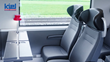 Kiel Seat North America Introduces New Seat Model for Intercity and High Speed Rail Travel