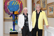 Harold and Ron Kendall Gift Five Gabriele Münter Paintings Valued...