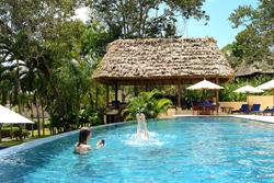 Chaa Creek pool