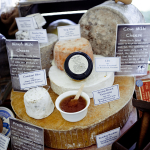 Over 150 cheeses from over 40 cheesemakers will be represented at the 7th Annual VT Cheesemakers' Festival, July 19 at Shelburne Farms in Shelburne VT
