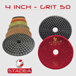 Diamond Polishing Pads Wet Stadea Series Standard A