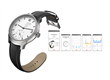 The new Mondaine Helvetica No 1 Smart watch with branded app function options