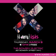 Rock-n-Soul Band (i am) isis To Perform At The Bowery Electric