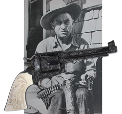 Elmer Keith And His Number 5 Revolver