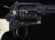 Number 5 Revolver Cylinder Area Detail
