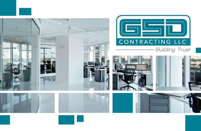 Gsd Contracting Completes Dasklux Executive Office Suites