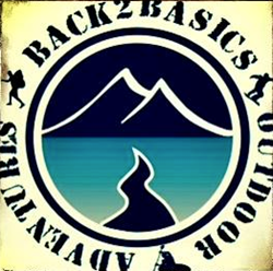Back2Basics Outdoor Adventures Logo