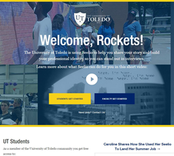 Seelio at The University of Toledo