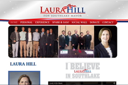 Website Launched for Southlake, Texas Mayoral Candidate Laura Hill