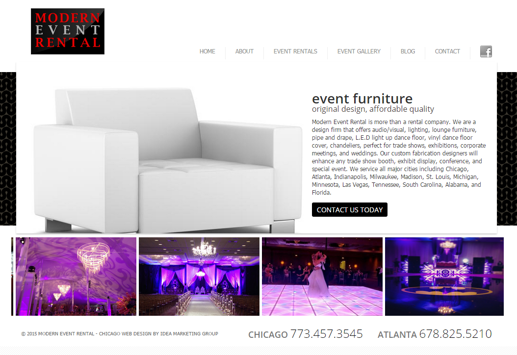 Chicago Furniture Rental Companies Blueprint Studios Blueprint Studios Is A Service A To Z