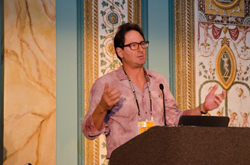 Evan Weber Speaking at Affiliate Summit