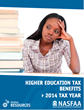 Now Available: NASFAA's 2014 Higher Education Tax Benefit Guide