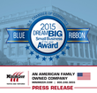 Minimizer Named U.S. Chamber of Commerce Blue Ribbon Small Business Award Winner