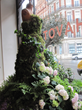 Todich Floral Design Celebrate Their Annual Fashion Floral Window Display