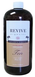 Organic Airbrush Tanning Solution