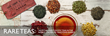 Taste the Finest Exotic Teas in the World Chosen By Ringtons Experts