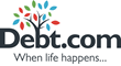 Debt.com When Life Happens