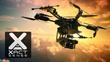 xactsense LIDAR drone first to fly Velodyne L:IDAR puck