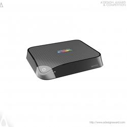 T-Box2 by Ke Zhang for Technicolor