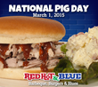 Red Hot & Blue Restaurants in Virginia and Maryland Celebrate...