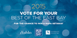Diablo Magazine's 2015 Best of the East Bay Voting Now Available...