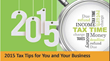 Tax Tips for You & Your Business 2015