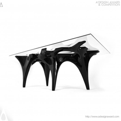 FLUX Table by Mehran Gharleghi and Amin Sadeghy