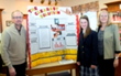Everest Academy Winners of the 2015 Science Fair Prepare for the...