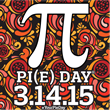 A Mathematically Delicious Constant: Your Pie Celebrates 7th Annual...