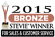 Comview Director Wins a 2015 Stevie Award For Sales & Customer...