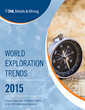 SNL Metals & Mining Releases Annual World Exploration Trends 2015