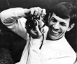 "Author/Photographer Sally Wiener Grotta Posting of Leonard Nimoy's ""The Full Body Project"" Photo Stirs Online Controversy"