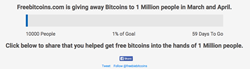 Freebitcoins.com Hits 10,000 Users in First Week, Announces SXSW Open House