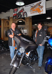 Sheldon's Harley-Davidson is only 2014 winner in Massachusetts of prestigious Harley-Davidson Bar & Shield Award after only two years under new ownership!