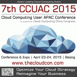 CCUAC 2015 | Conference & Expo | April 23-24 | Beijing