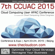 CCUAC 2015 to Focus on Cloud Strategy and Business Reimagining