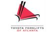 Toyota Forklifts of Atlanta Logo