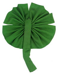 A Lucky Pashmina Four Leaf Clover by The Pashmina Store