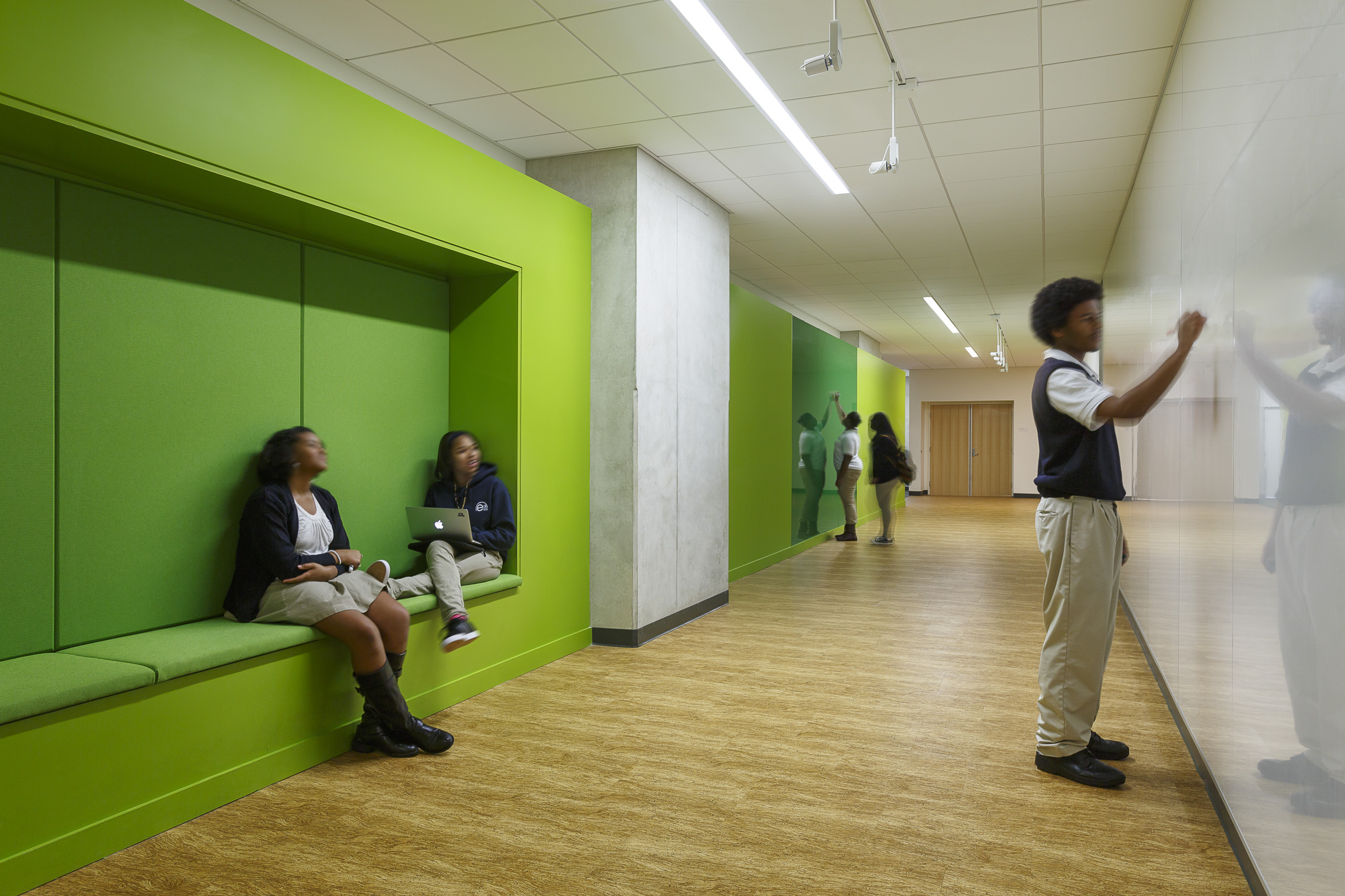 LPA Inc. Receives Honor for Cutting-Edge K-12 School Design