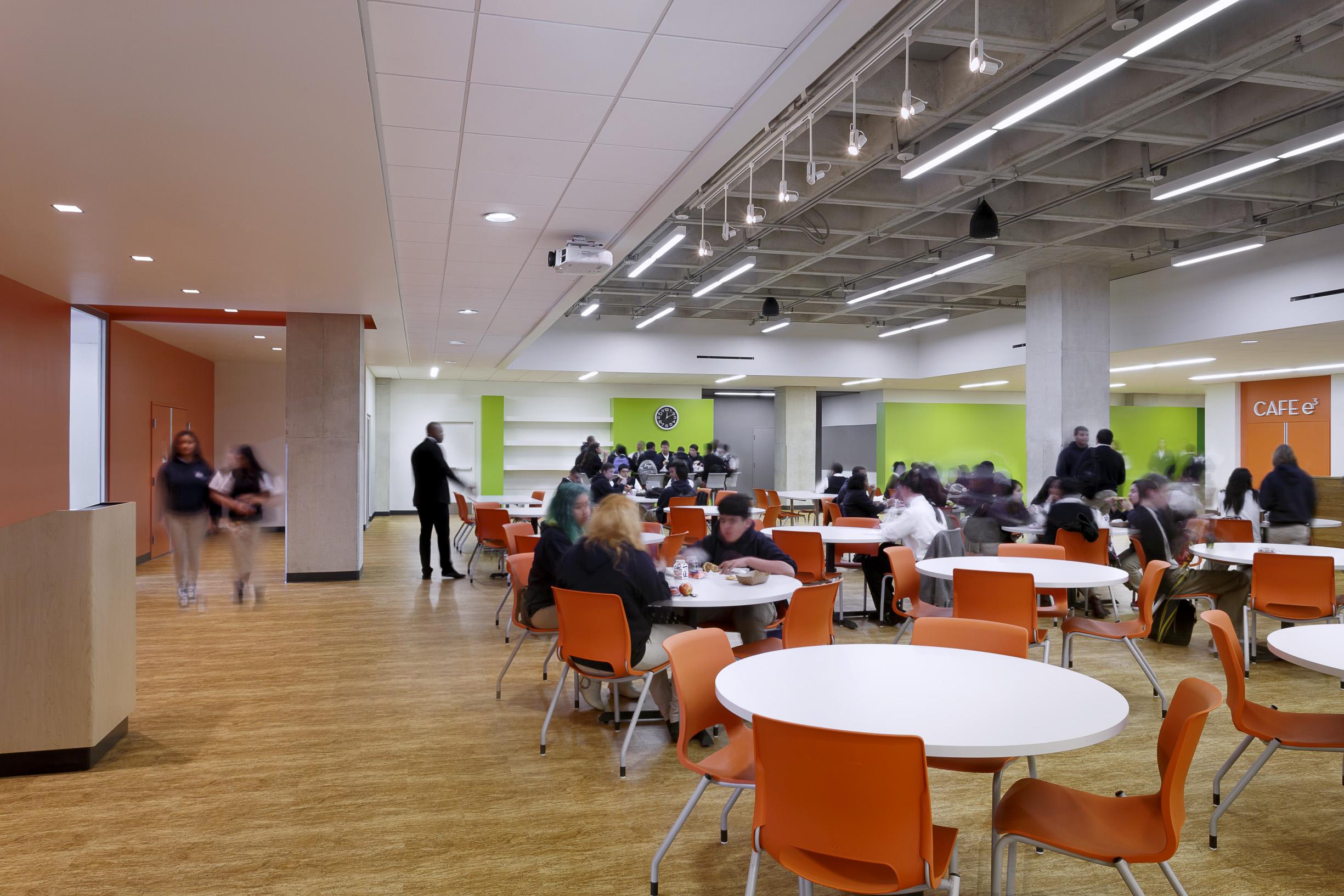 Classroom Design Collaborative Learning ~ Lpa inc receives honor for cutting edge k school design