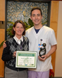 Calvary Hospital Honors Peter Acerios, RN, with Daisy Award